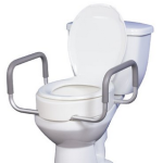 Toilet Seat Risers (You Read That Right….)
