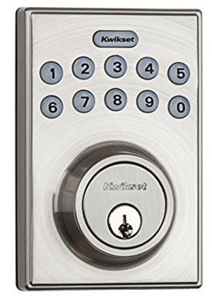 Keyless Door Locks Good Gifts For Senior Citizens