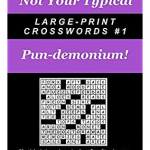 Large Print Crossword Books
