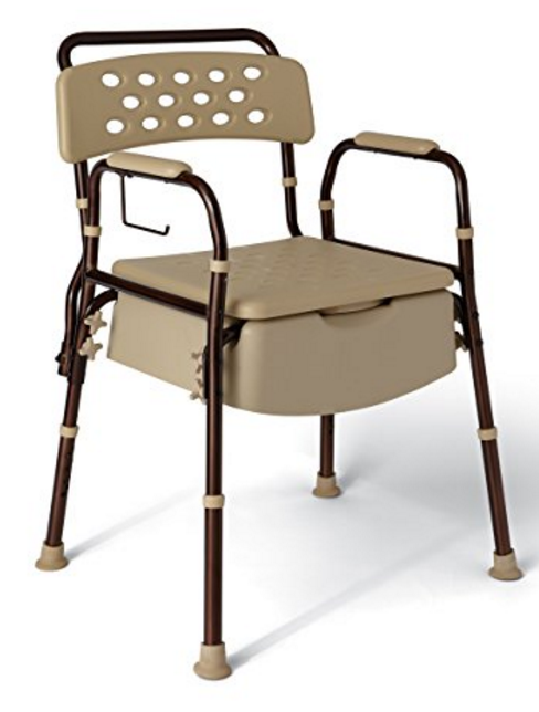 Bedside Toilet Chairs Good Gifts For Senior Citizens