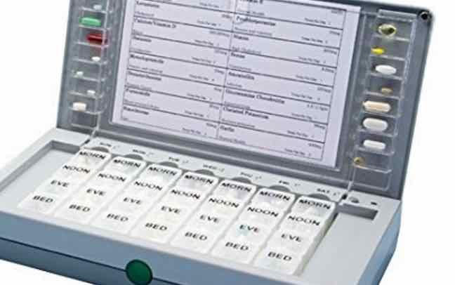 Electronic Pill Dispenser Good Gifts For Senior Citizens