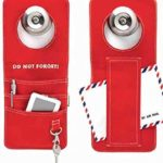 Key Racks and Door Knob Reminders