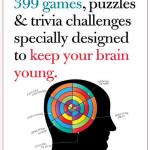 Puzzle Books -Exercise the Senior Brain