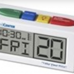 Talking Medication Reminder Clock