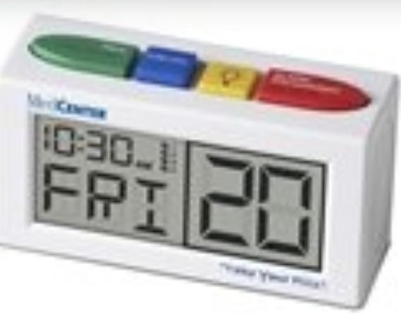 Samay Digital Table Clock At Best