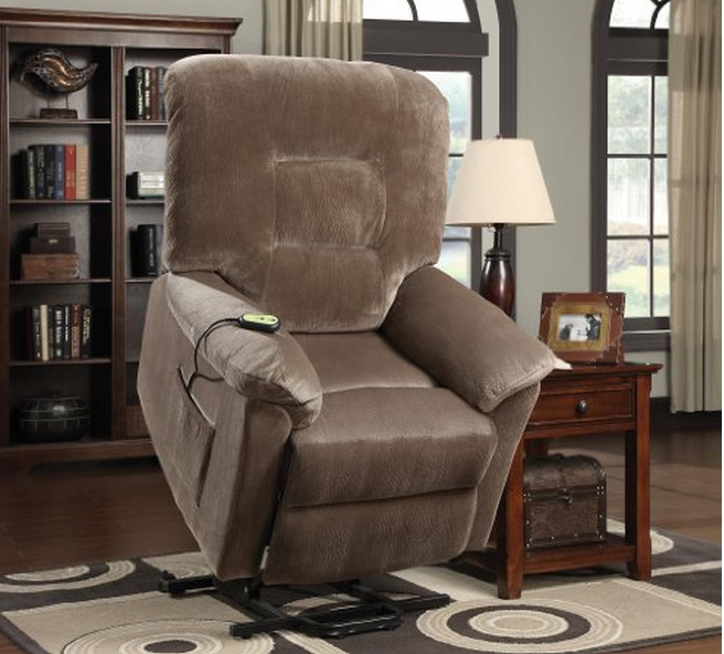 Electronic Chair Lift : Power lift chairs and recliners good gifts for senior