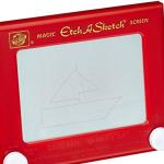 Etch A Sketch Retro Game