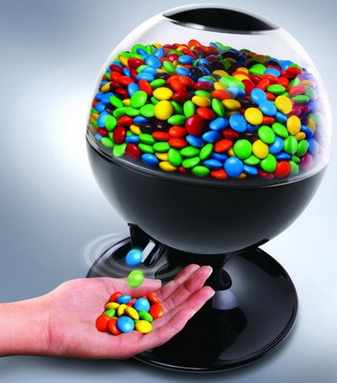 Candy Dispensers Good Gifts For Senior Citizens