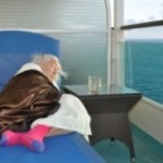 95 year old on a cruise