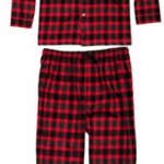 Red Pajamas For Men