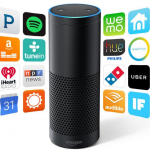Amazon Echo, Amazon Tap, and Amazon Dot