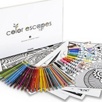 Crayola Color Escapes Adult Coloring Books