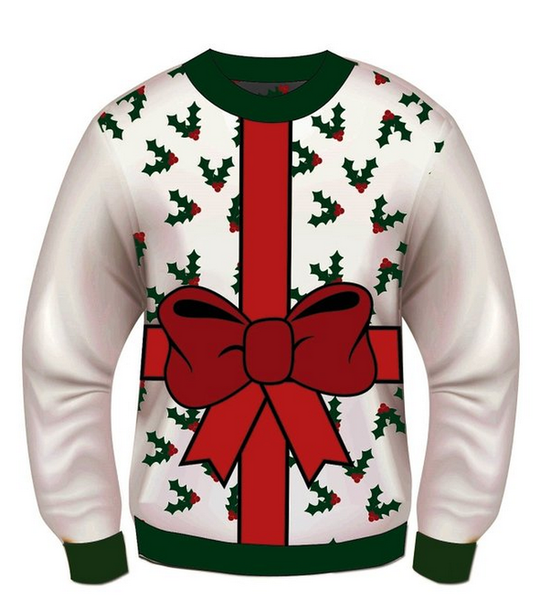 Ugly Christmas Sweaters For Men - Good Gifts For Senior Citizens