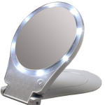 Lighted Compact Mirrors