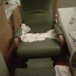 hospital chair for caregiver