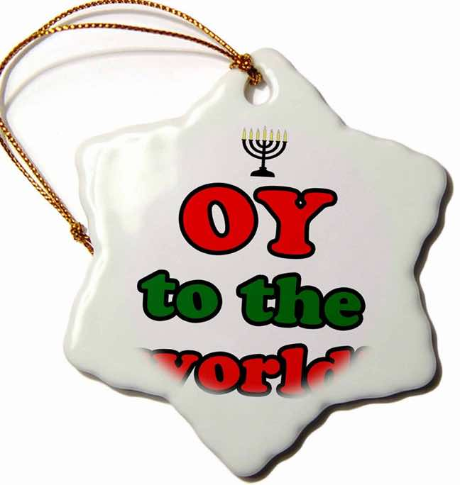Christmas Ornaments For Jewish People Good Gifts For