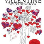 Valentine's Day Adult Coloring Books