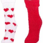Valentine's Day Themed Socks