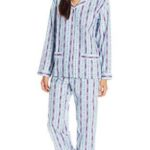 Button-Front Pajamas For Women