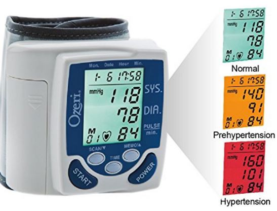Blood Pressure Monitors - Good Gifts For Senior Citizens